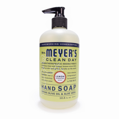 12.5OZ Lemon Hand Soap - Woods Hardware