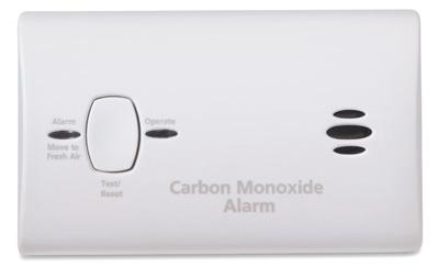 Basic Battery CO Alarm - Woods Hardware