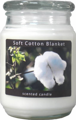 18OZ SoftCotton Candle