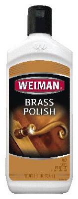 Weiman 8OZ BRS Polish