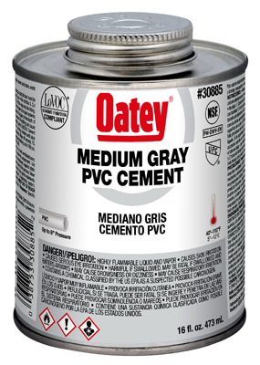 16OZ GRY MED Cement
