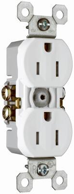 10PK15A WHT DPLX Outlet