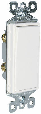 10PK 15A WHT SP Switch