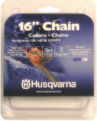 """""""16"""""""" Low Pro Repl Chain"""" - Woods Hardware"""
