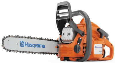 """""""435 16"""""""" Gas Chain Saw"""" - Woods Hardware"""