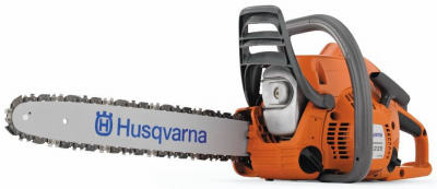 """""""240 16"""""""" Gas Chain Saw"""" - Woods Hardware"""