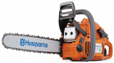 """""""445 18"""""""" Gas Chain Saw"""" - Woods Hardware"""