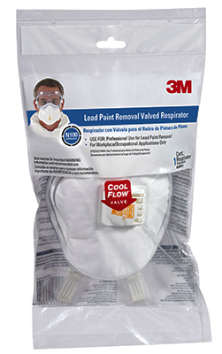 Lead Paint Respirator