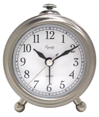 SLV QTZ Alarm Clock