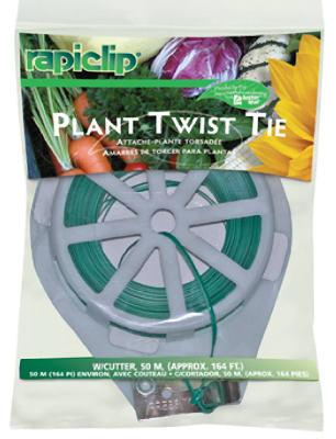 .04x160 GRN Plant Tie