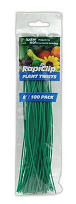 """100PK 8"""" Plant Tie"""
