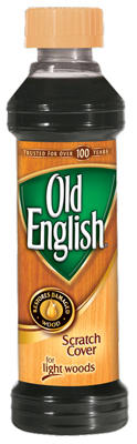 8OZ LT WD Old English - Woods Hardware