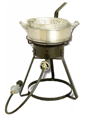 "16"" Outdoor Cooker"