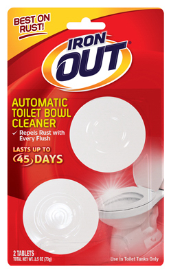 AUTO TOILET BOWL CLEANER - Woods Hardware