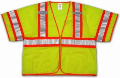 SM/MED YEL/GRN Saf Vest