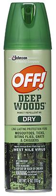 4OZ DeepWood Repellent - Woods Hardware