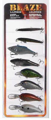8PK Hardbait Lure Kit