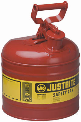 2GAL Type I Red Gas Can