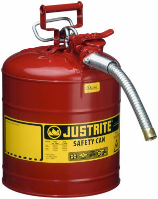 5GAL TypeII Red Gas Can
