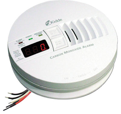 AC Digital CO Alarm