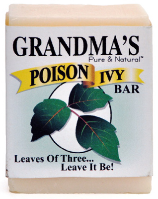 2OZ Poison Ivy Bar - Woods Hardware
