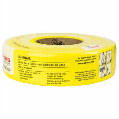 1-7/8x500 YEL FBG Tape