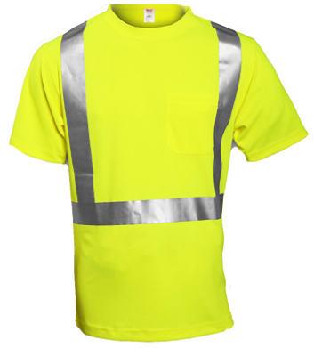 3XL Lime Class II Shirt