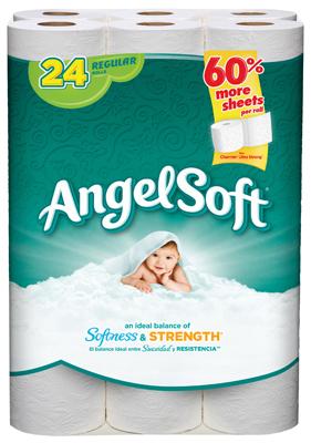 Angel 24Roll Toil Paper