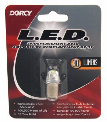 3V LED Repl Bulb