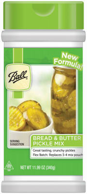 12OZ Bread Pickle Mix