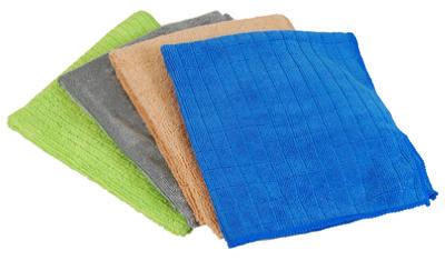 4PK Microfiber Cloths
