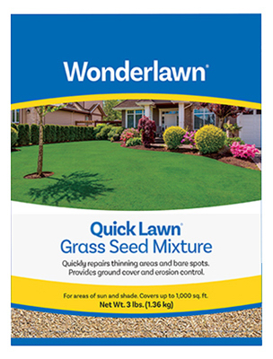 3LB Quick Grass Seed - Woods Hardware