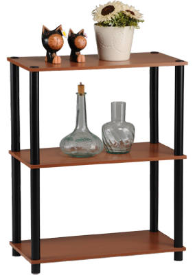3-Tier Cherr Book Shelf