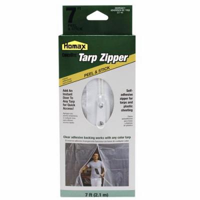 7 Tarp Zipper Door