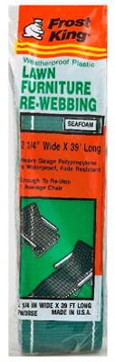 2-1/4x39 BLU ReWeb Kit