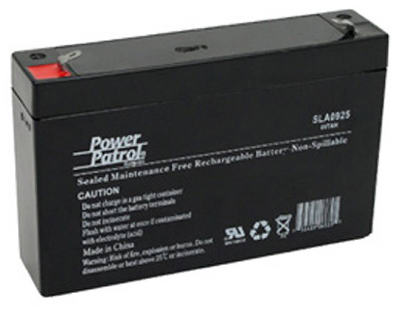 6V 7A Lead Acid Battery