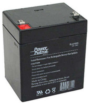 12V 5A LeadAcid Battery