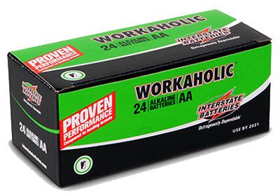 24PK AA Alk Battery