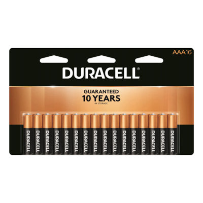 DURA 16PK AAA Battery - Woods Hardware