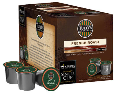 18CT Tully French K Cup