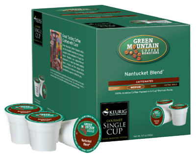 18CT Nantucket K Cup
