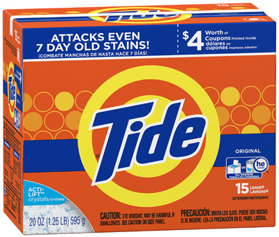 20OZ Tide Reg Powder