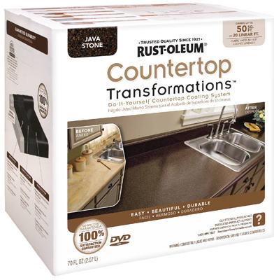 Java Countertop Kit