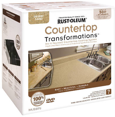Des Sand Countertop Kit