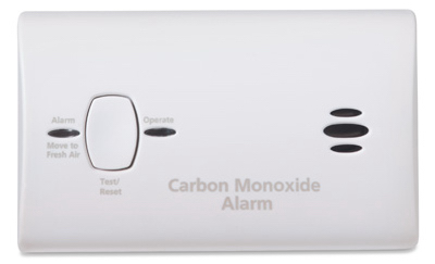 6PK Basic CO Alarm