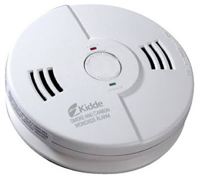 6PK DC Smoke/CO Alarm