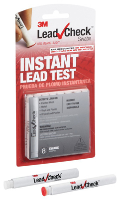 8PK Instant Lead Test