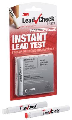 8PK Instant Lead Test - Woods Hardware