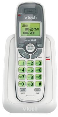 Dect6.0 CRDLS CID Phone