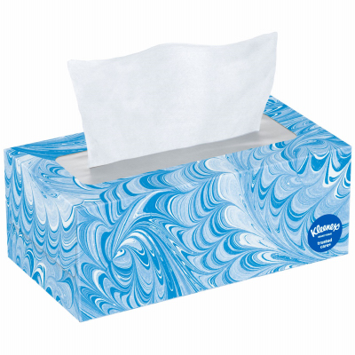 144CT WHT Facial Tissue - Woods Hardware